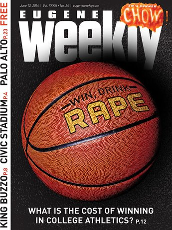 Eugene Weekly Cover Story on UO and Sexual Assault